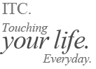 ITC touching your life everyday