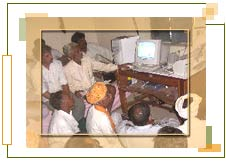 image of Sanchalak: an E-choupal Initiative