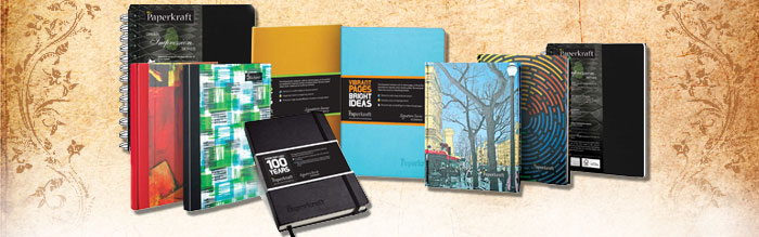 Image depicting ITC's Paperkraft range of education and stationery products
