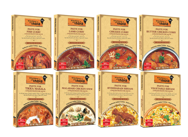kitchens of india by itc ready to eat gourmet cuisine