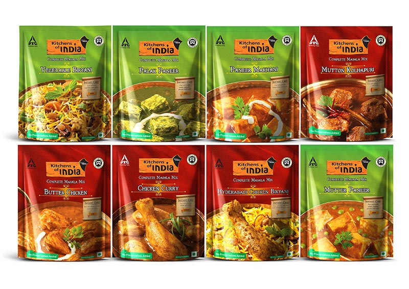 Kitchens of India by ITC: Ready-to-eat gourmet cuisine