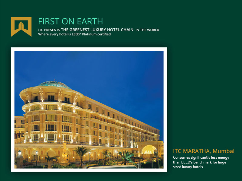 ITC Hotels - One of the fastest growing hospitality chains