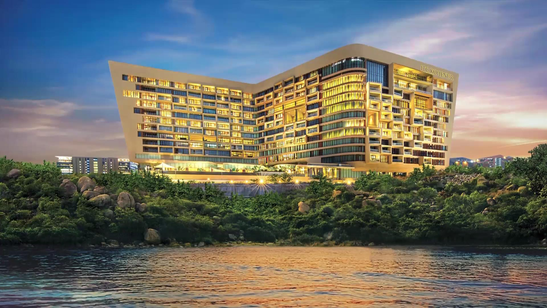 ITC Hotels - One of the fastest growing hospitality chains in India